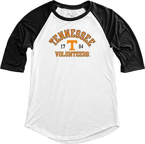 NCAA Colorado Buffaloes Baseball-T-Shirt für Erwachsene, Damen, Teagan, Größe S, Schwarz