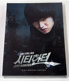 Korean drama OST, City Hunter OST: 2CD Special Edition (SBS Drama) SHINee JONGHYUN, KARA KYURI *NEW*