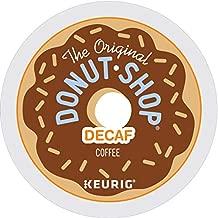 The Original Donut Shop Decaf, Single-Serve Keurig K-Cup Pods, Medium Roast Coffee, 48 Count