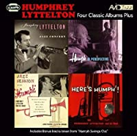Four Classic Albums Plus (Jazz Concert / Jazz Session With Humph / Humph In Perspective / Here's Humph!) by Humphrey Lyttelton (2010-08-17)