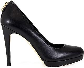 Michael Kors Antoinette Black Women Pump Shoes 9