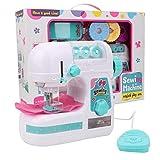 Zerodis Nähmaschine Kit kleine Haushalt manuelle elektrische Kinder Mini...