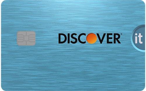 Discover it Balance Transfer