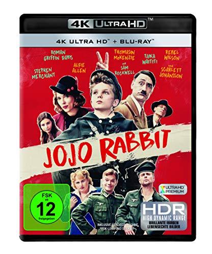 Jojo Rabbit [4K UHD] [Blu-ray]