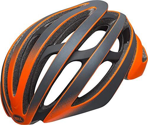 Bell Unisex– Erwachsene Z20 MIPS Reflective Fahrradhelm, Ghost mat org/Black Reflect, S
