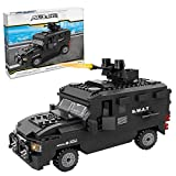 FADY Technik Bausteine Auto, SWAT Bauset Modell Kompatibel mit Lego Technic - 423 Teile
