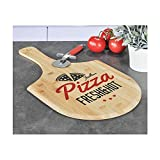 Immagine 1 pizzabrett tavola da taglio 53x31x1cm