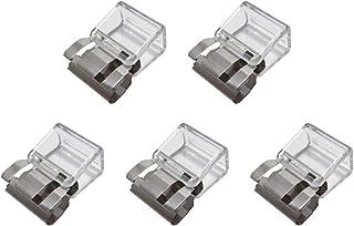 TOHKIN スライドクリップクリア SCC-L5C Lサイズ 透明 5個入 書類整理