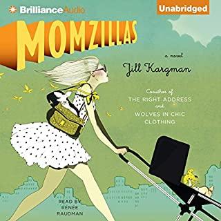 Momzillas audiobook cover art