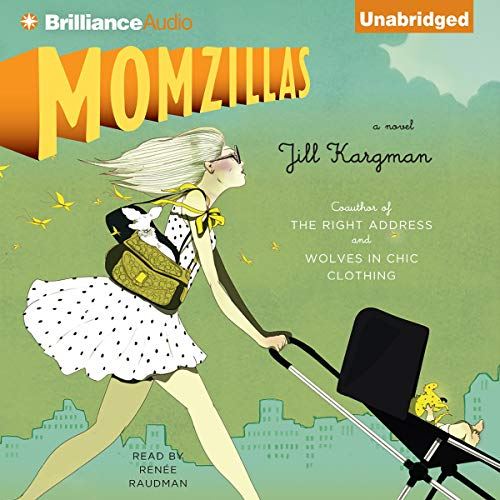 Momzillas audiobook cover art