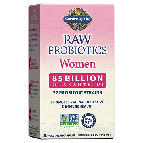 Garden of Life Raw Probiotics Women - 90 Vegetarian Capsules, 1 Units