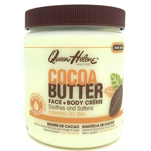 Queen Helene Cocoa Butter Face & Body Crème, 15 Oz