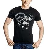 Tshirt homme Overwatch - Winston