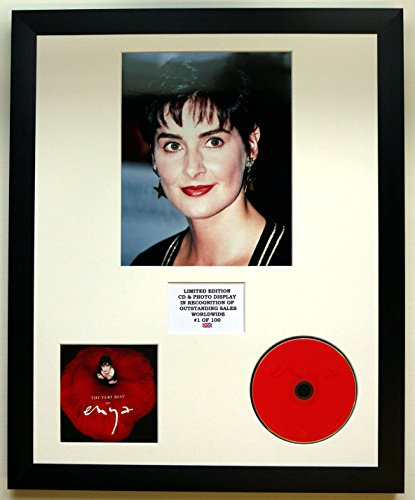Enya/Foto & CD Display LTD. Edition des Albums The Very Best of
