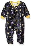 NFL Minnesota Vikings Unisex Blanket Sleeper, Purple, 2T