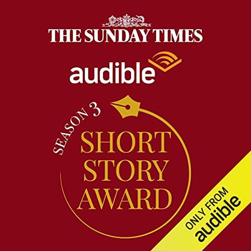 The Sunday Times Audible Short Story Award 2021 Titelbild