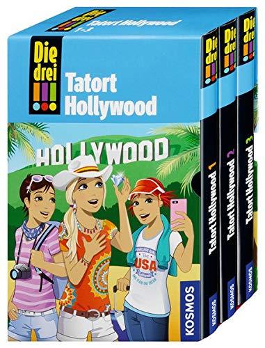 Die drei !!!, 75, Tatort Hollywood