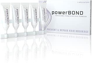 powerBOND Professional Strength Hair Plex Technology