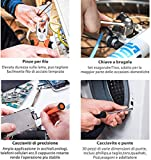 Immagine 2 trapano avvitatore a batteria tacklife