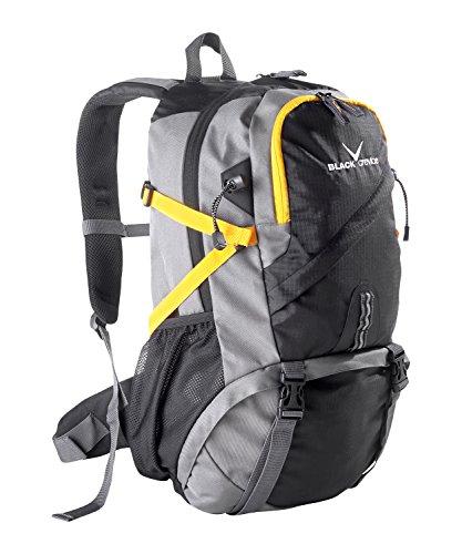 Black Crevice Unisex-Erwachsene Rucksack Hiking, schwarz, 32 x 16 x 53 cm