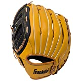 "Franklin Sports Field Master Series Baseball Gloves, 12.5"", Left Hand Throw"