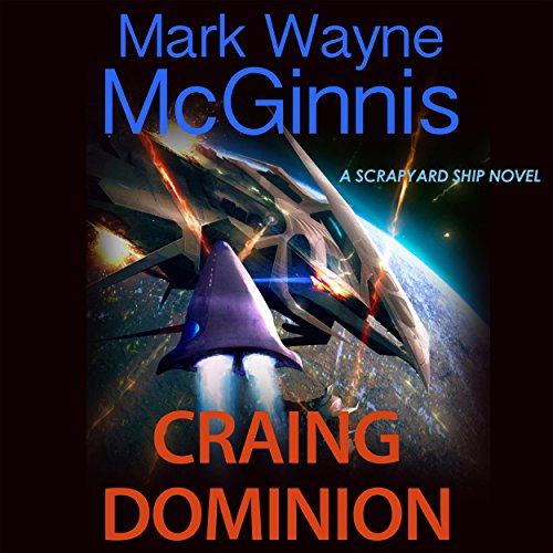 Craing Dominion audiobook cover art