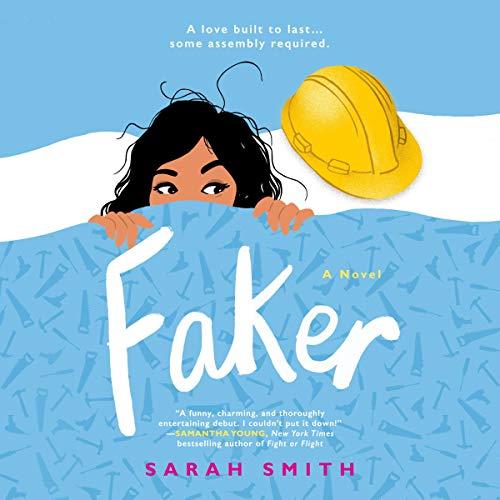 Faker audiobook cover art