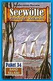 Seewölfe Paket 34: Seewölfe - Piraten der Weltmeere, Band 661 bis 680