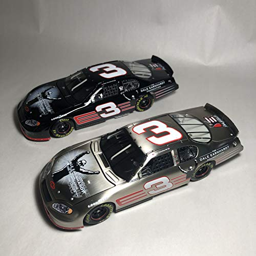 Brookfield Collectors Guild Dale Earnhardt #3 Foundation 2003 Monte Carlo Two Car Set 1 of 55,000 P/N 104462 COA