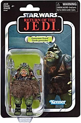 S&W Star Wars The Vintage Collection Star Wars: Return of The Jedi Gamorrean Guard Figure