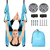 INTEY Aerial Yoga Flying Yoga Swing Yoga Hammock Trapeze Sling...