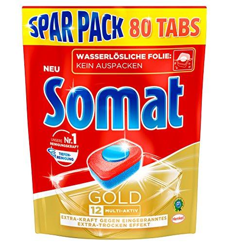 Somat Tabs 12 Gold, 2er Pack (2 x 1.616 kg)