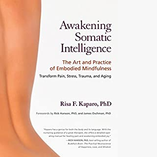 Awakening Somatic Intelligence cover art