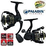 PALADIN Fishing Spin Pro FD Spinrolle - Profi Angelrolle/Stationärrolle - 2000 & 4000 (2000er -...