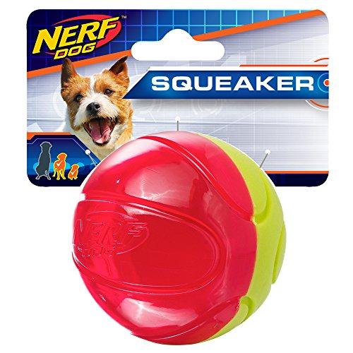 Palla da tennis per cani Nerf Blaster Hydrosport