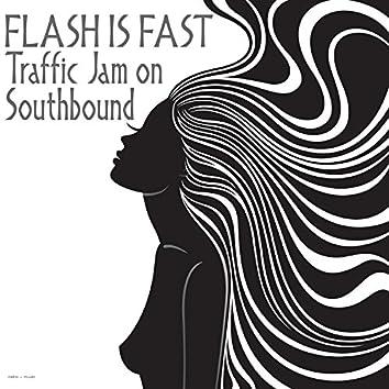Traffic Jam on Southbound
