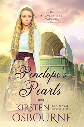 Penelope's Pearls (Clover Creek Caravan Book 5)
