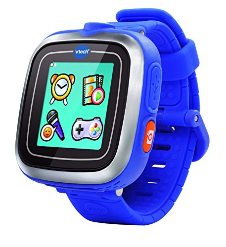 VTech – Kidizoom Smart Watch Plus – Blau (Englische Sprache) [UK Import]