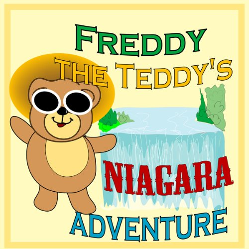Freddy the Teddy's Niagara Adventure cover art