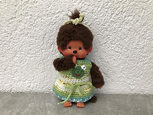 Kleidchen für Monchichi 20 cm Kleiner Frosch sofort lieferbar !!