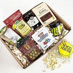 Vegan Delights Gift Basket 34 Pounds