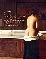 La toilette Naissance de l'intime de Nadeije Laneyre-Dagen