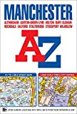 Manchester A-Z Street Atlas (paperback)