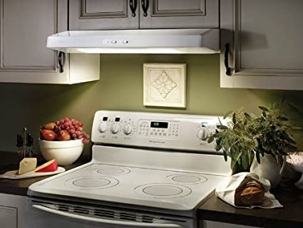 30-Inch Broan QDE30SS Energy Efficient Range Hood Stainless Steel