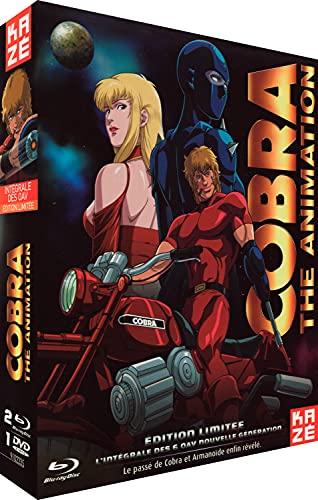 Cobra The Animation-Intégrale des OAV [Édition Limitée]