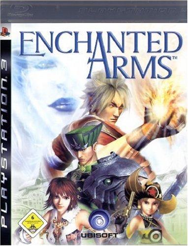Ubisoft Enchanted Arms - PS3 - Juego