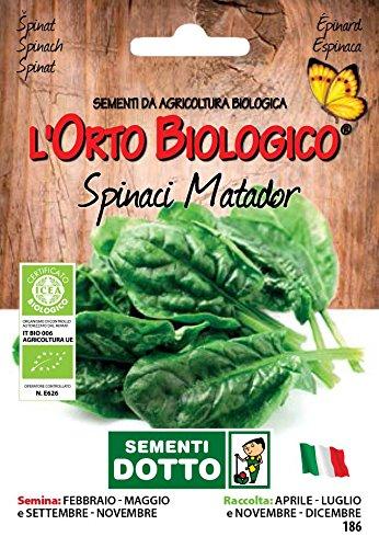 Sdd O.Bio_Spinacio Matador Semi, 0.02x15.5x10.8 cm