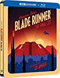 Blade Runner Final Cut Sci-Fi Steelbook (4K Ultra HD + Blu-Ray)