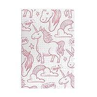 パズルCute fashion unicorn 1000ピース 木製パズルミニ 大人の減圧 絶妙な誕生日プレゼント