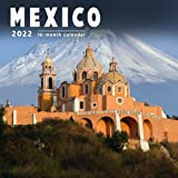 Mexico Calendar 2022: 16 Month Calendar With Many Colorful Photos - Runs from September 2021 Through December 2022 . Size 8.5 x 8.5 Inches.